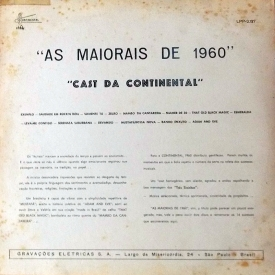 Various - As Maiorais de 1960 (1960) b