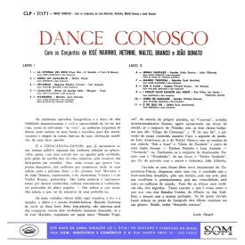 Various - Dance Conosco (1960) b