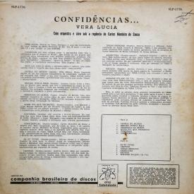 Vera Lúcia - Confidências (1959) b