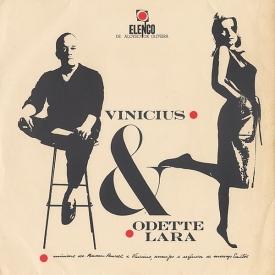 Vinícius de Moraes & Odette Lara - Vinícius & Odette Lara (1963) a