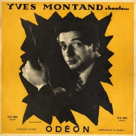 Yves Montand - Yves Montand Chante (1953) a