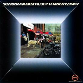 Astrud Gilberto - September 17, 1969 (1970) a