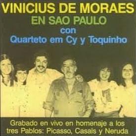Various - Vinícius de Moraes en São Paulo (1974)