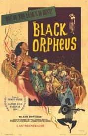 Orfeu Negro Filmposter USA