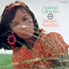 Astrud Gilberto - Beach Samba (1967) a