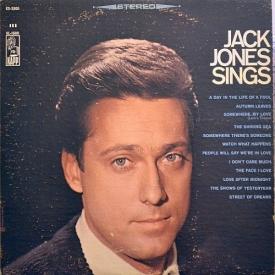 Jack Jones - Jack Jones Sings (1966) a