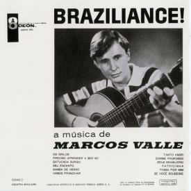 Marcos Valle - Braziliance! A Música de Marcos Valle (1967) b