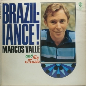 Marcos Valle - Braziliance! Marcos Valle and His Music (1967) a