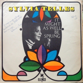 Sylvia Telles - It Might As Well Be Spring (1967) a