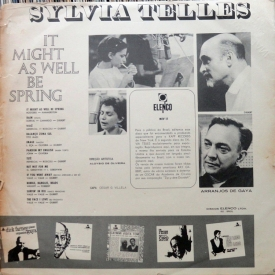 Sylvia Telles - It Might As Well Be Spring (1967) b