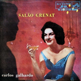 Carlos Galhardo - Salão Grenat (1958) a