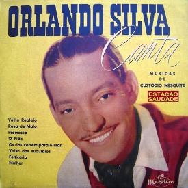 Orlando Silva - Silva Canta Músicas de Custódio Mesquita (1953) a