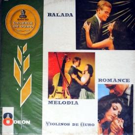 Orquestra Violinos de Ouro - Balada Romance Melodia (1962) a