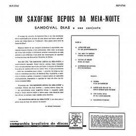 Sandoval Dias - Um Saxofone Depois de Meia-noite (1959) b