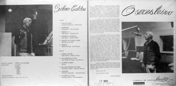 Silvio Caldas - O Seresteiro (1965) b