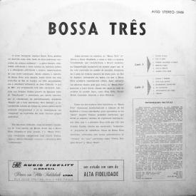 Bossa Três - Os Bossa Três (1963) b