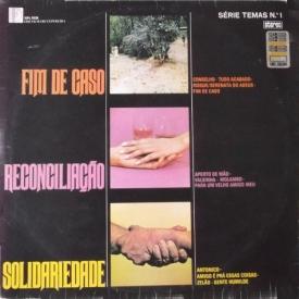 Eduardo Conde & Yvette - Série Temas 1 – Fim de Caso - Reconciliação - Solidariedade (1975) a