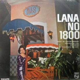 Lana Bittencourt - Lana no 1800 (1965) a