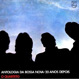 O Quarteto - Antologia da Bossa Nova 20 Anos Depois (1977) a