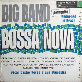 Oscar Castro Neves - Big Band Bossa Nova (1962) a