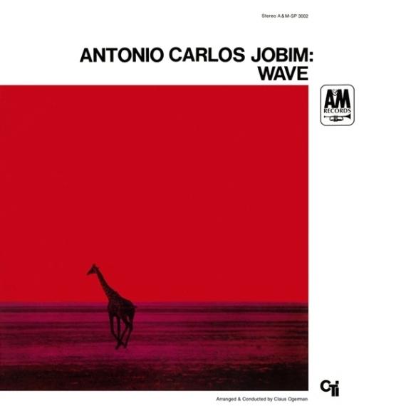 Antônio Carlos Jobim - Wave (1967) a