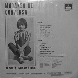 Dóris Monteiro - Mudando de Conversa (1969) b