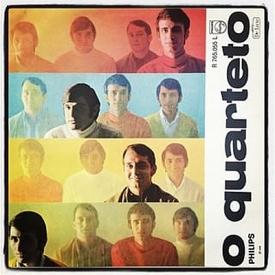 O Quarteto - O Quarteto (1968) a
