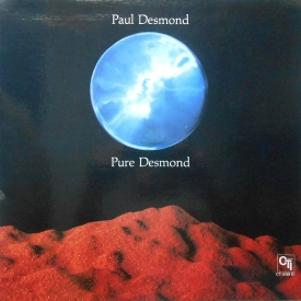 Paul Desmond - Pure Desmond (1975) a