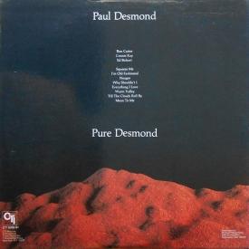 Paul Desmond - Pure Desmond (1975) b