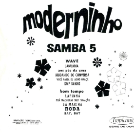 Samba 5 - Moderninho (1970) b