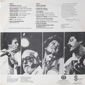Tom - Vinícius - Toquinho - Miúcha – Gravado ao Vivo no Caneção (1977) b