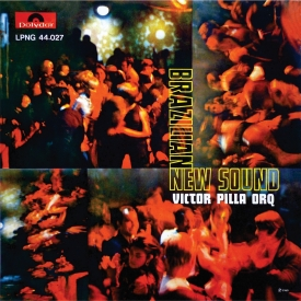 Victor Pilla - Brazilian New Sound (1969) a