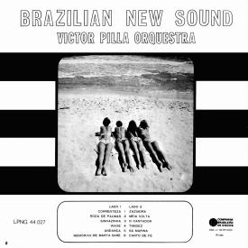 Victor Pilla - Brazilian New Sound (1969) b
