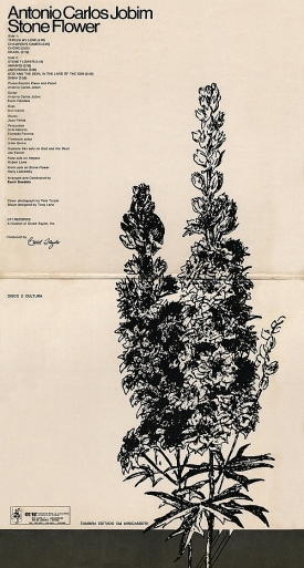 Antônio Carlos Jobim - Stone Flower (1970) US c