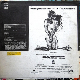 Antônio Carlos Jobim - The Adventurers (1970) b