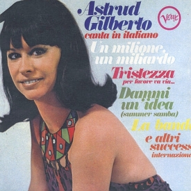 Astrud Gilberto - Canta in Italiano (1968) a