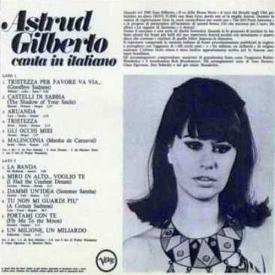 Astrud Gilberto - Canta in Italiano (1968) b