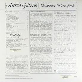 Astrud Gilberto - The Shadow of Your Smile (1965) b