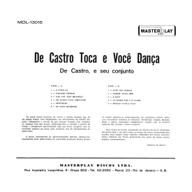 Avena de Castro - De Castro Toca e Você Dança (1962) b