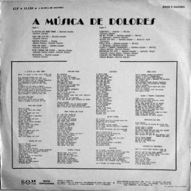 Dolores Duran - A Música de Dolores (1959) b