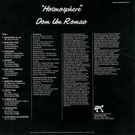 Dom Um Romão - Hotmosphere (1976) b