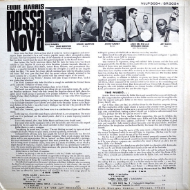 Eddie Harris - Bossa Nova (1963) b