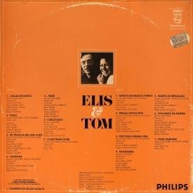 Elis Regina and Antônio Carlos Jobim - Elis & Tom (1974) b