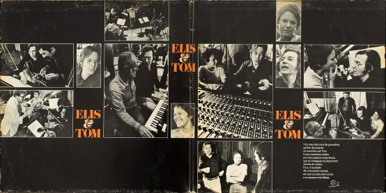 Elis Regina and Antônio Carlos Jobim - Elis & Tom (1974) c