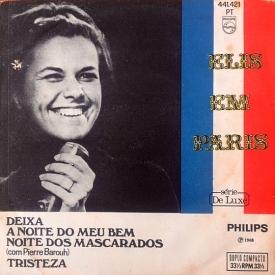Elis Regina - Elis em Paris (1968) a