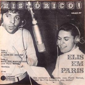 Elis Regina - Elis em Paris (1968) b