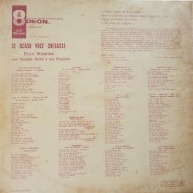 Elza Soares - Se Acaso Você Chegasse (1960) b