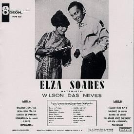 Elza Soares & Wilson das Neves - Elza Soares – Baterista Wilson das Neves (1968) b
