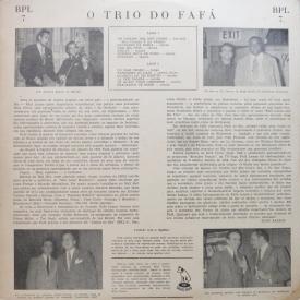 Fafá Lemos - Trio de Fafá (1958) b