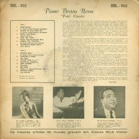 Fats Elpídio - Piano Bossa Nova (1960) b